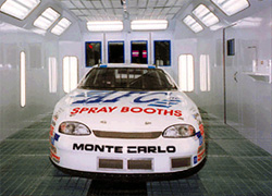 Automotive Paint Booth